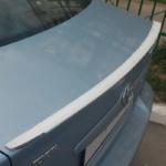 Лип-спойлер Тойота Королла Е120