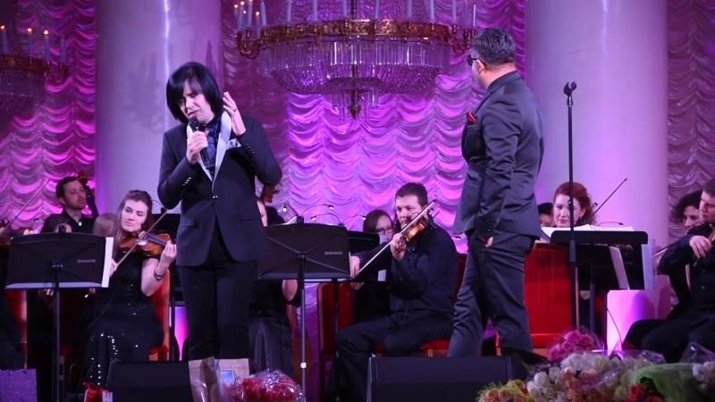 Gela Guralia Achi Purtseladze Feeling Of My Soul Москва 03 03 2018 online video
