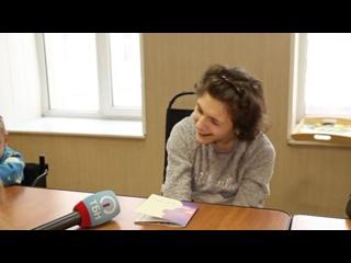 "Спецрепортаж телеканала ТБН про СПбДДИ ""Аревик""-""Реабилитация через искусство"""