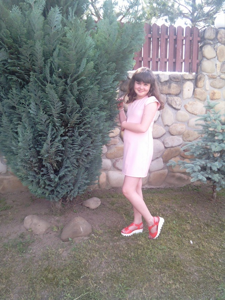 Соня Явдик, Украина