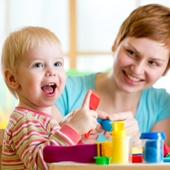 Развивающие занятия в группах мама+малыш 1-3 года