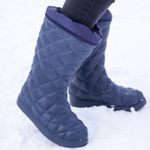 Зимние сапоги женские из ЭВА утепленные артикул 990-45
