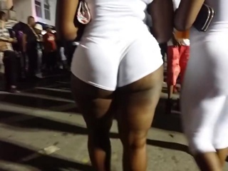 Lovely phat thick black azz   WSHH _
