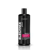 Профессиональный шампунь для волос с Кератином Elegance Plus Hair Shampoo White Extra Keratin 500 мл
