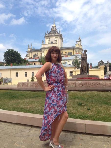 Роксолана Біда, Львов, Украина