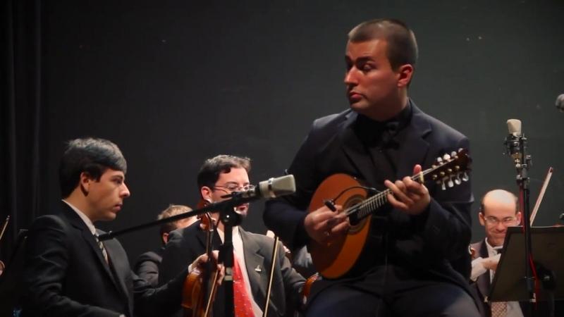 Rio Antigo de Altamiro Carrilho Elias Barboza Orquestra Filarmônica da Puc e Regional