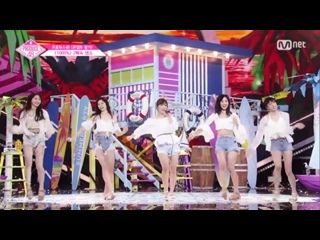 PRODUCE 48 [48 Special] 1000% ×2 speed challenge | Concept Evolution 180824 EP. 11 (produce48)