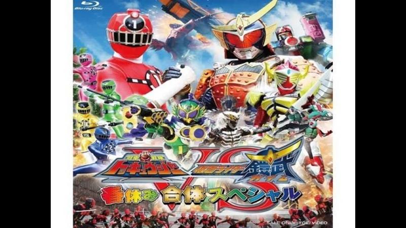 ToQger VS Kamen Rider Gaim Gattai Special ซับไทย