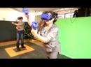 Женские бои без правил в виртуальной реальности