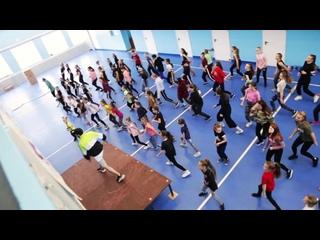 Hip-hop class by Boris Ryabinin // DRIVE DANCE studio