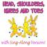 Nursery rhymes songs for kids toes knees shoulders head