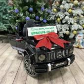 Детский электромобиль Mercedes Gelendwagen
