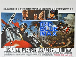 The Blue Max (1966) -Reloaded, See Below- George Peppard, James Mason, Ursula Andress