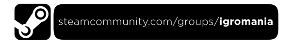 steamcommunity.com/groups/Igromania