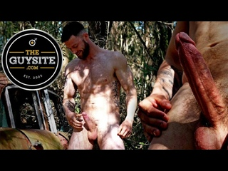 TheGuySite — Bearded Man With A Big Veined Dick — Josh