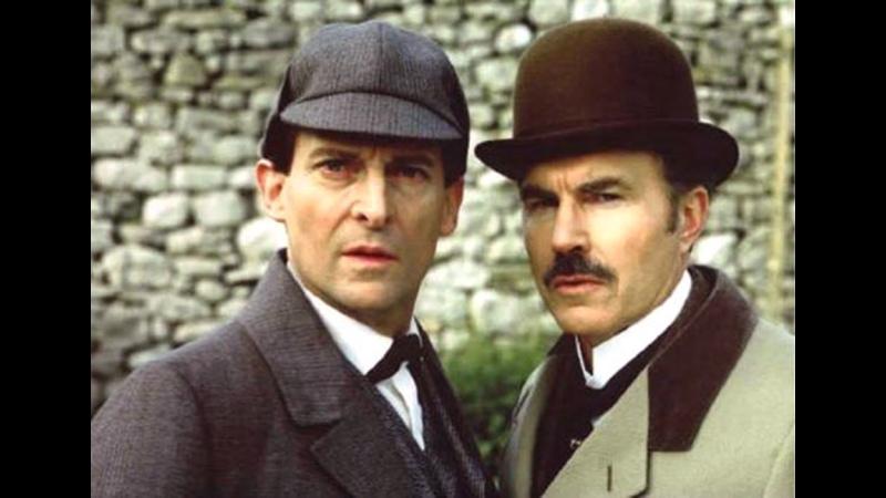 Приключения Шерлока Холмса сериал 1984 1994 Великобритания детектив 35 серия Знатный холостяк