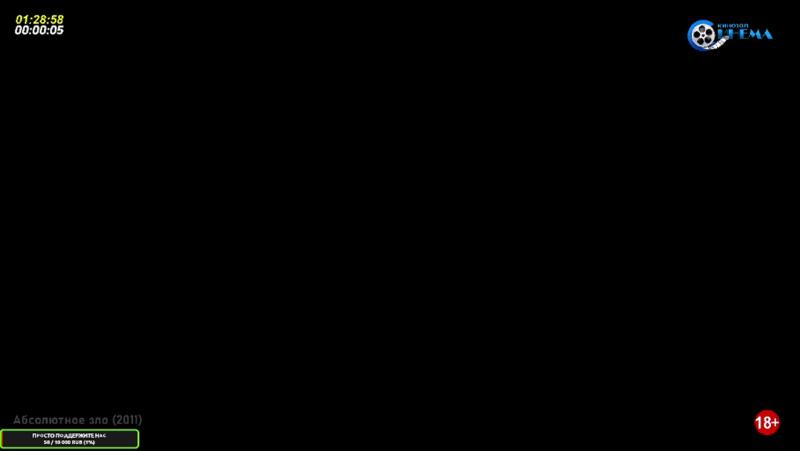 Кинозал Live: Абсолютное зло (2011). №1010. Фильмы, снятые на основе книг