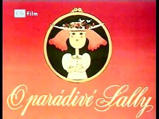 О моднице Салли / O parádivé Sally  (1976)
