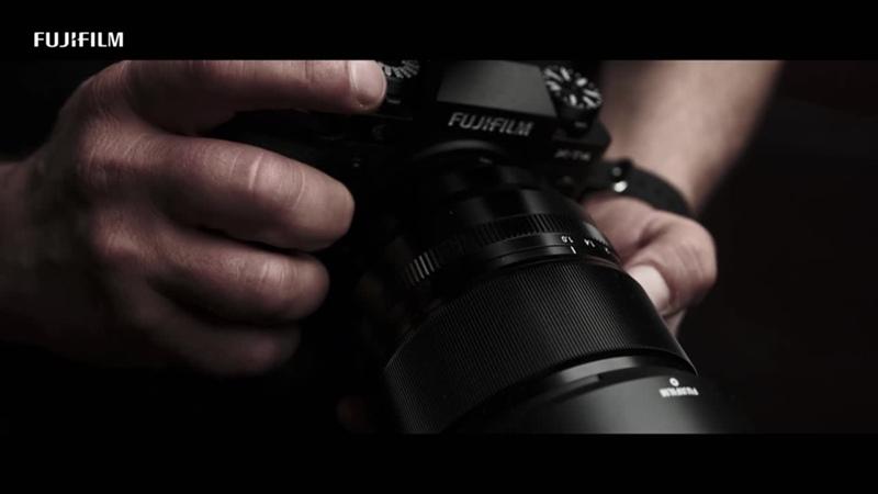 FUJINON XF50mmF1.0 R WR Продуктовое видео (рус субтитры)
