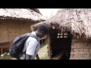 Гориллы выгнали дикое племя из леса в Африке. Уганда...Media Dump