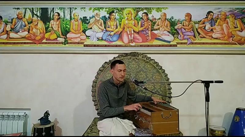 Бхагавад-Гита как она есть 8.15 Рамешвара дас