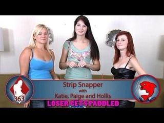 363. Ловец на раздевание с Пэйдж, Кэтьи и Холлис (HD-качество)