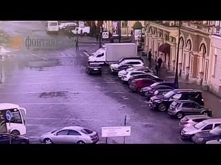 Угон машины за 6 секунд