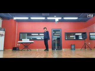 150220 Woochul Newkidd - Serendipity and Lie (Jimin BTS cover, dance practice).🌸