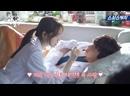 Учитель Ким, доктор-романтик 2 _ Ли Сон Кён и Ан Хё Соп за кадром съёмок 3 серии