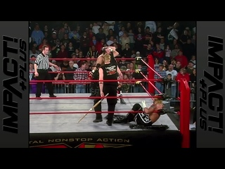 Terry Funk  The Sandman vs CM Punk  Julio Dinero (NWA-TNA PPV #80)