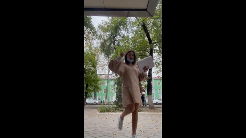 Видео от Аруны Сериковой