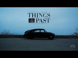 Tatra T87 - Things of the Past | Татра Т87 Вещи Прошлого ( Petrolicious Перевод)
