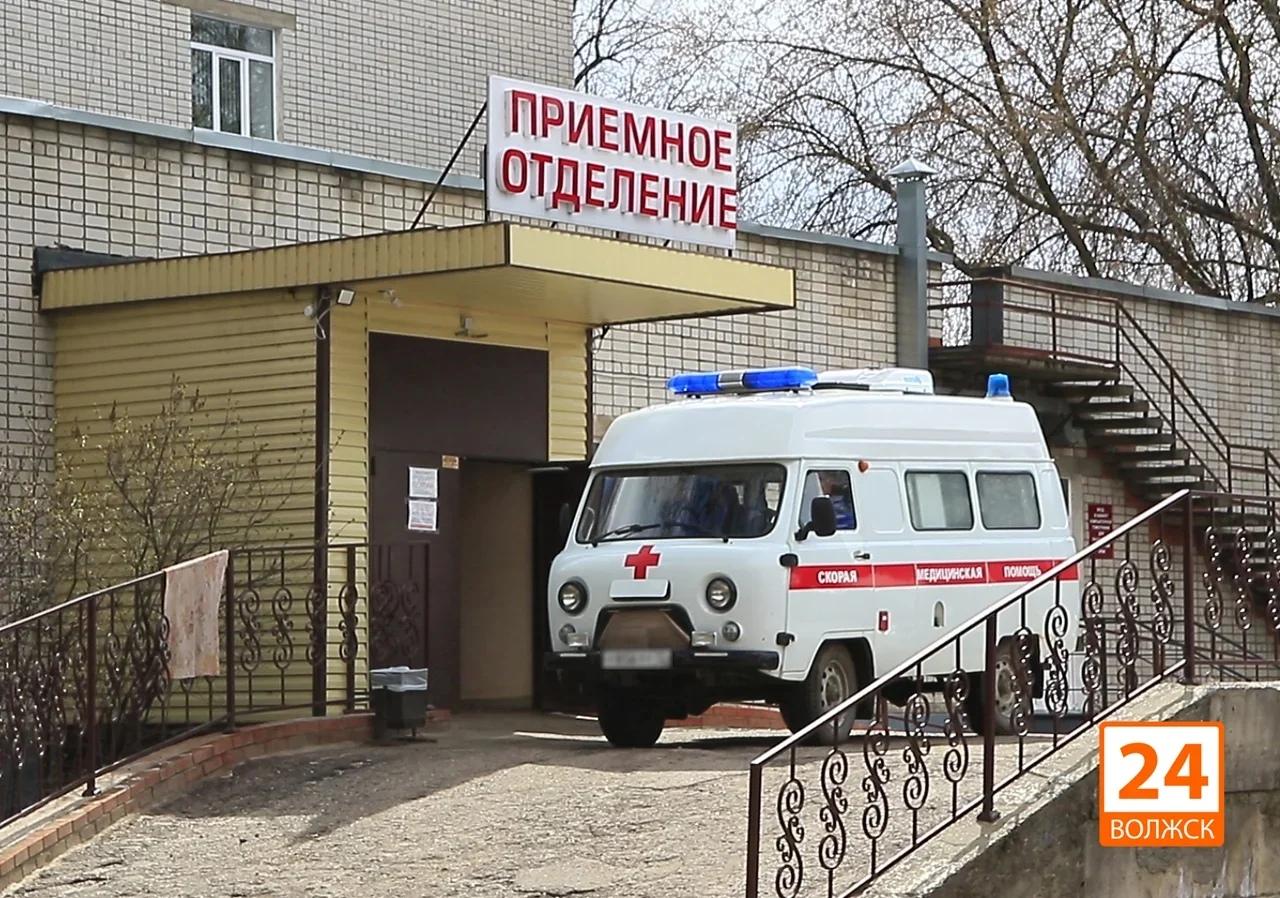 В Волжской ЦГБ 31 пациент с Covid-19