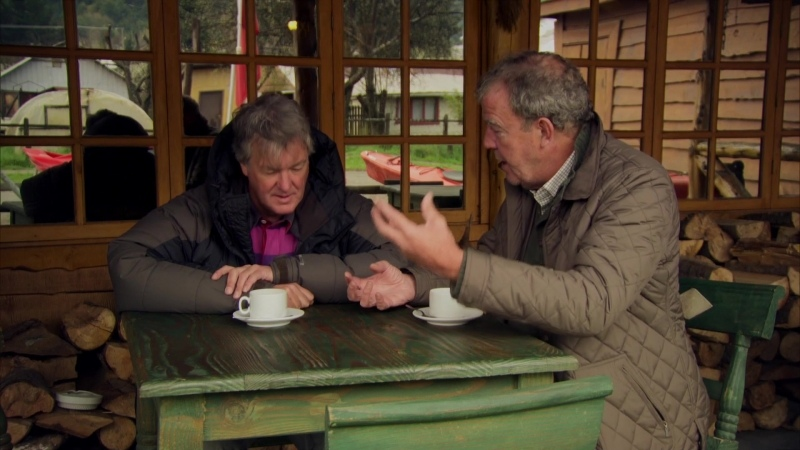 Top Gear Patagonia Special Part 1 2014