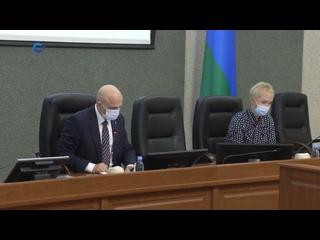 Карельские парламентарии в первом чтении приняли законопроект о «детях войны»