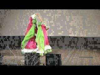 Зажигательный танец Нубия, взрослая конкурсная группа Шахназ, рук. Эльвира Валеева