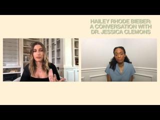 РАЗГОВОР С | Гость Доктор Джессика Клемонс и Хейли беседуют о психическом здоровье и социальных сетях - Часть I