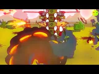 [• Gerand •] МЫ КВ-54 - клип Мультики про танки