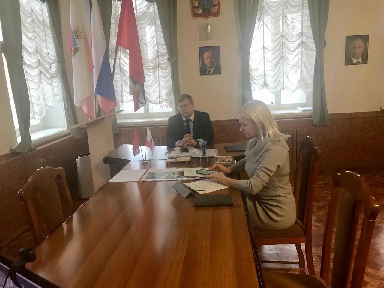 Состоялось заседание Совета по развитию предпринимательства Петровского района