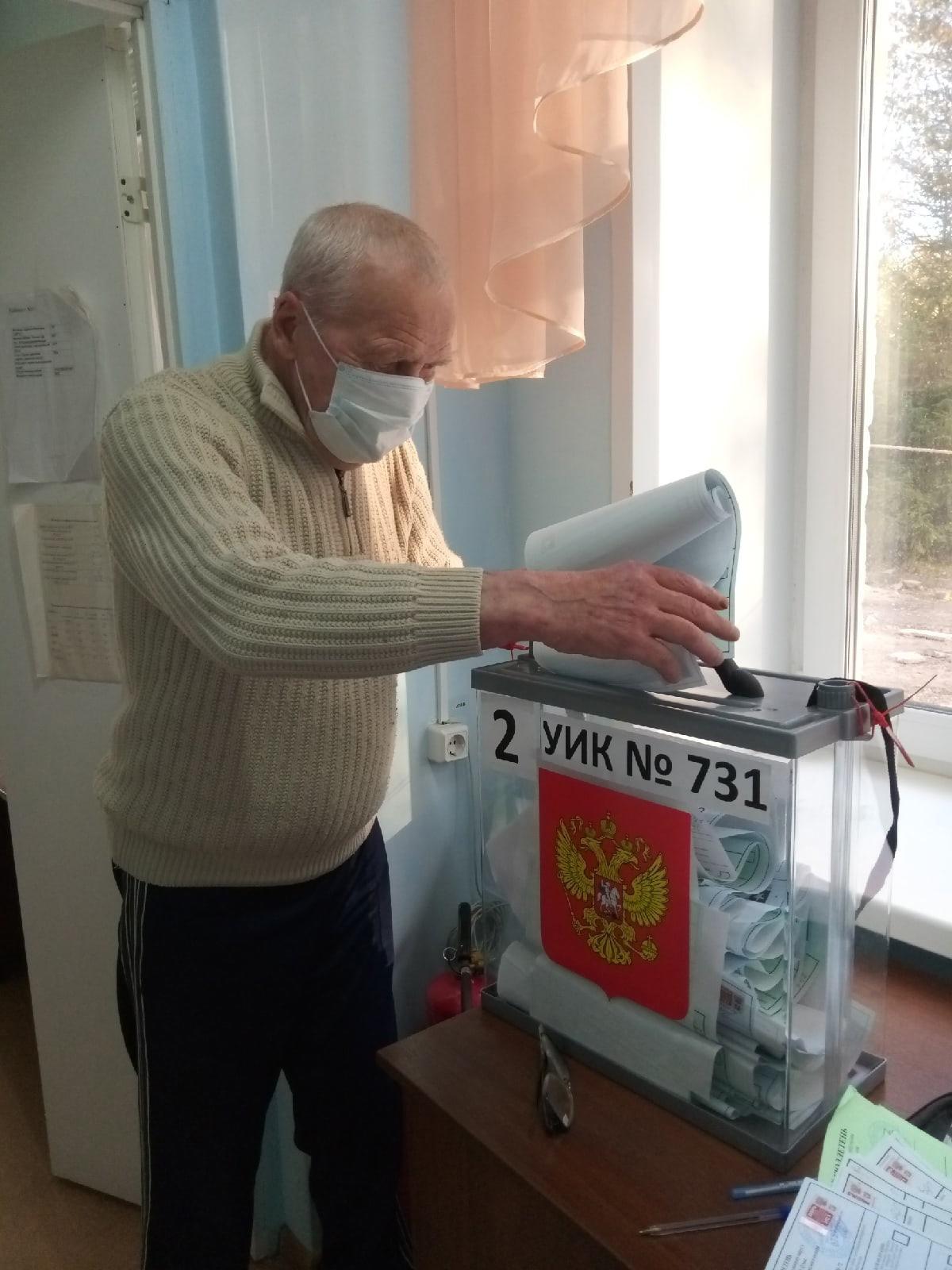 Сегодня– завершающий день голосования на выборах в Госдуму