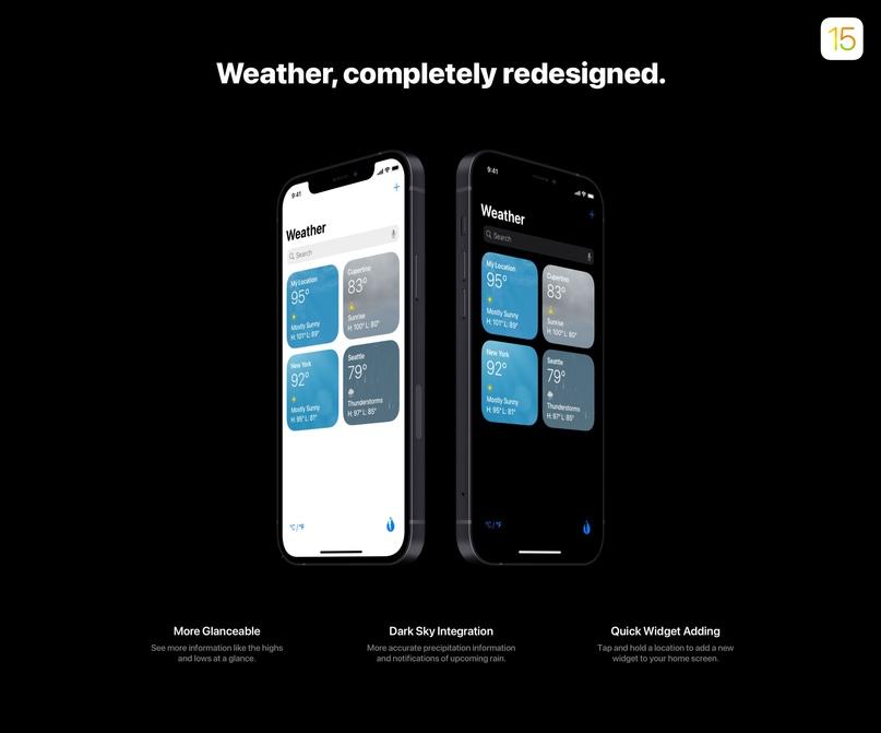 50 нововведений iOS 15 показали в новом концепте, изображение №9
