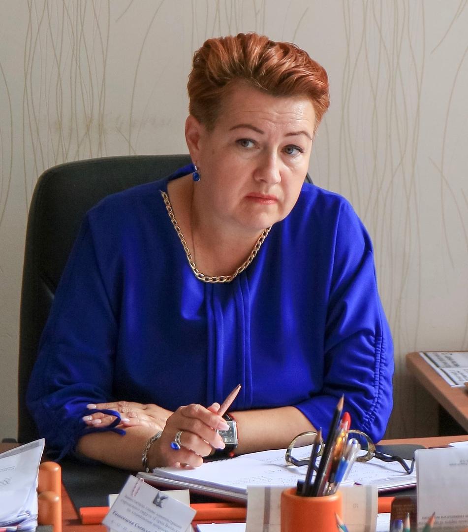 Заместитель главы администрации Волжска по социальным вопросам увольняется с должности