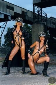 Susana Spears & Sylvia Saint