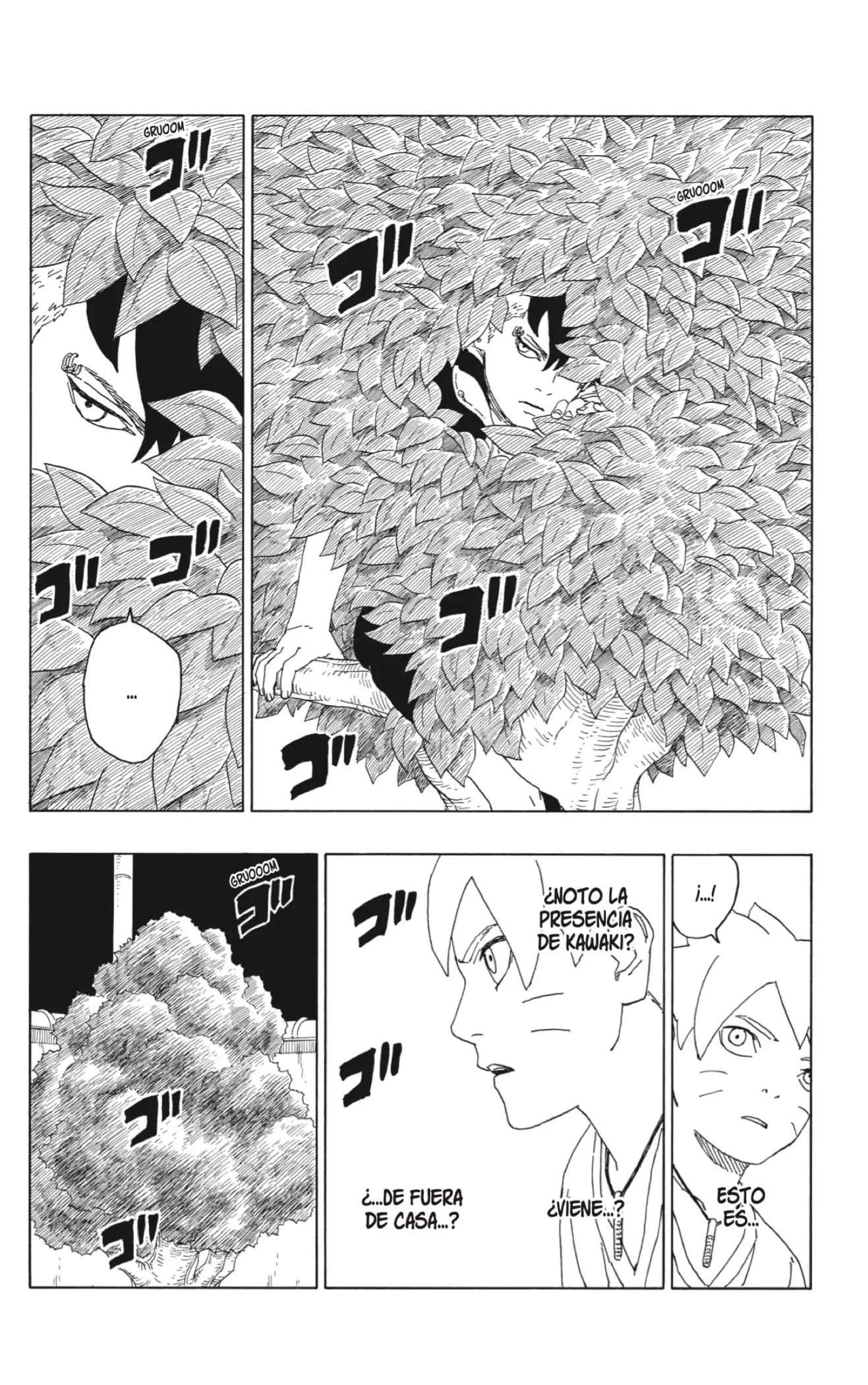 Boruto Manga Capitulo 61, image №27