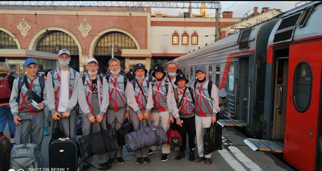 Волейболисты из села Можги отправились на Всероссийские