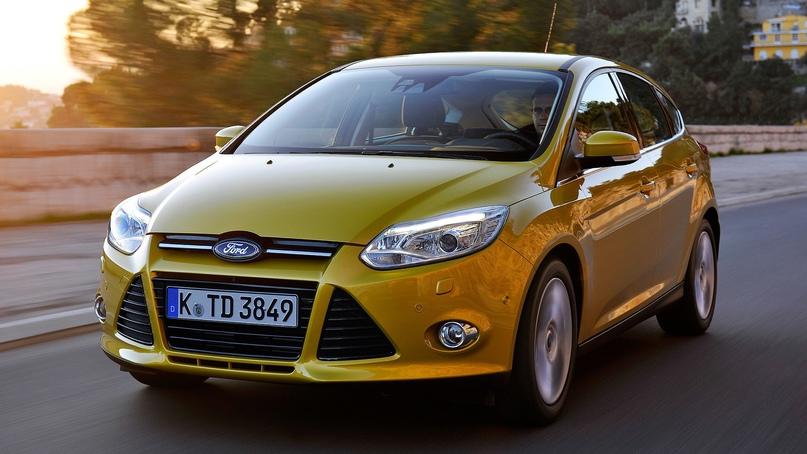 #1 Ford FocusНоябрь, 2020 год: 12,3 тысячи штукДинамика: плюс 12,1%Итого, 2020 год: 118 тысяч штукДинамика: минус 3,2%