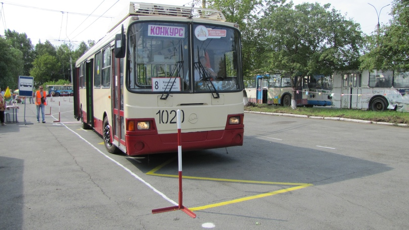 Конкурс профессионального мастерства среди водителей троллейбуса— 2021., изображение №69