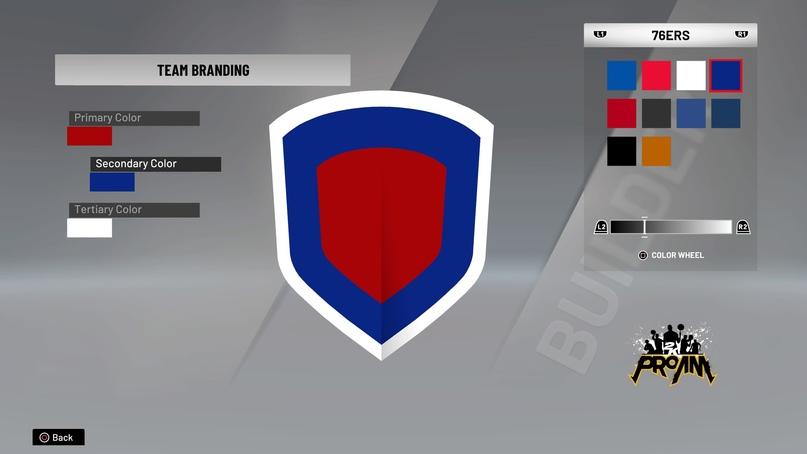 Как создать команду Pro-Am в NBA 2K21, изображение №8