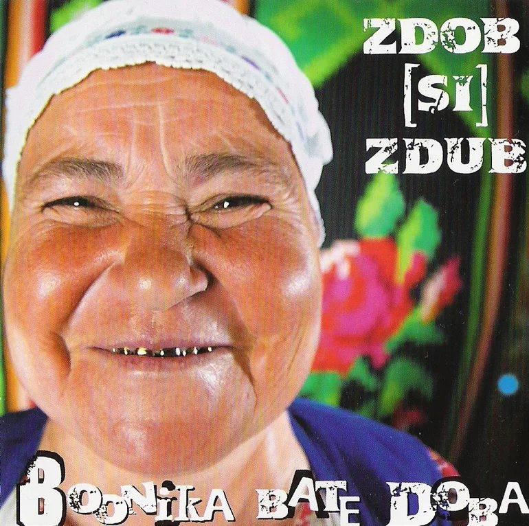 Zdob Si Zdub album Boonika bate doba