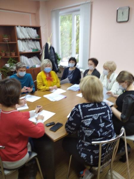 24 сентября 2021 в Отделении по работе с гражданами в Беломорском районе ГКУ СЗ РК «Центр социальной работы